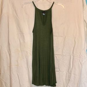 WetSeal Army Green Dress